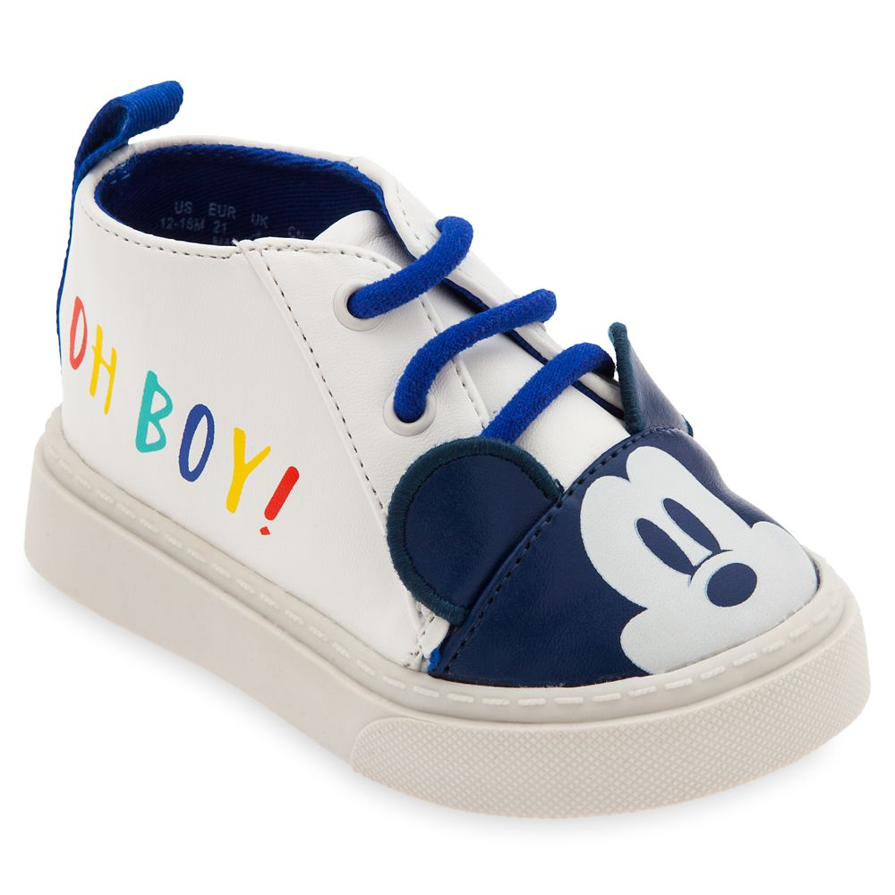 Mickey Mouse Shoes for Baby