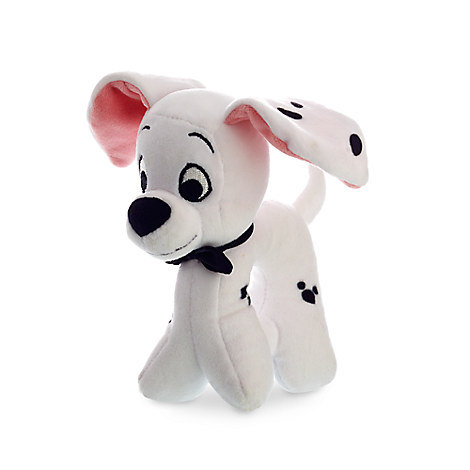 101 Dalmatians Plush Rattle for Baby