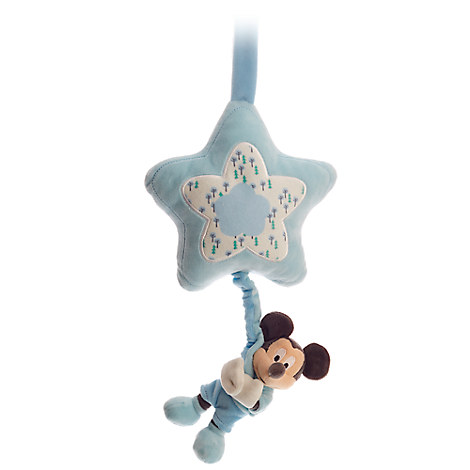 Mickey Mouse Plush Musical Pull for Baby