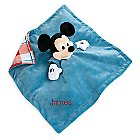 Mickey Mouse Plush Blankie for Baby - Personalizable