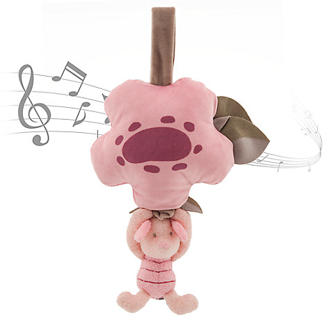 Piglet Classic Plush Musical Pull for Baby