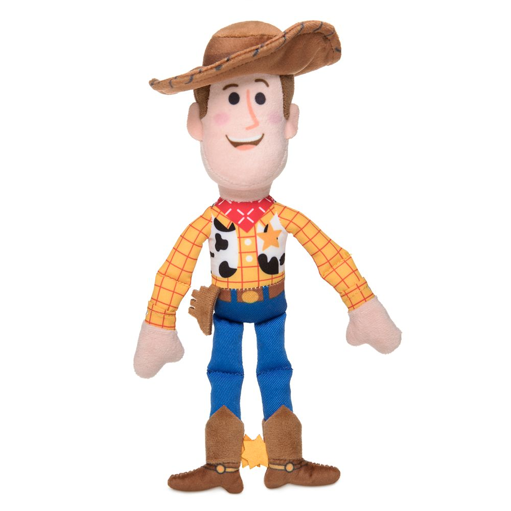 Woody Plush Rattle for Baby Official shopDisney