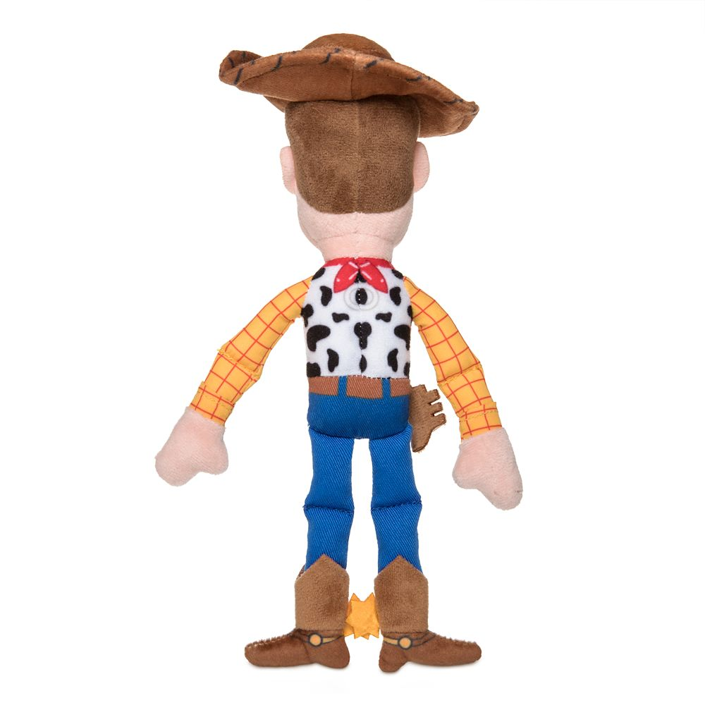 Woody Plush Rattle for Baby