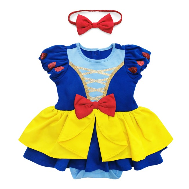 Snow White Costume Bodysuit for Baby