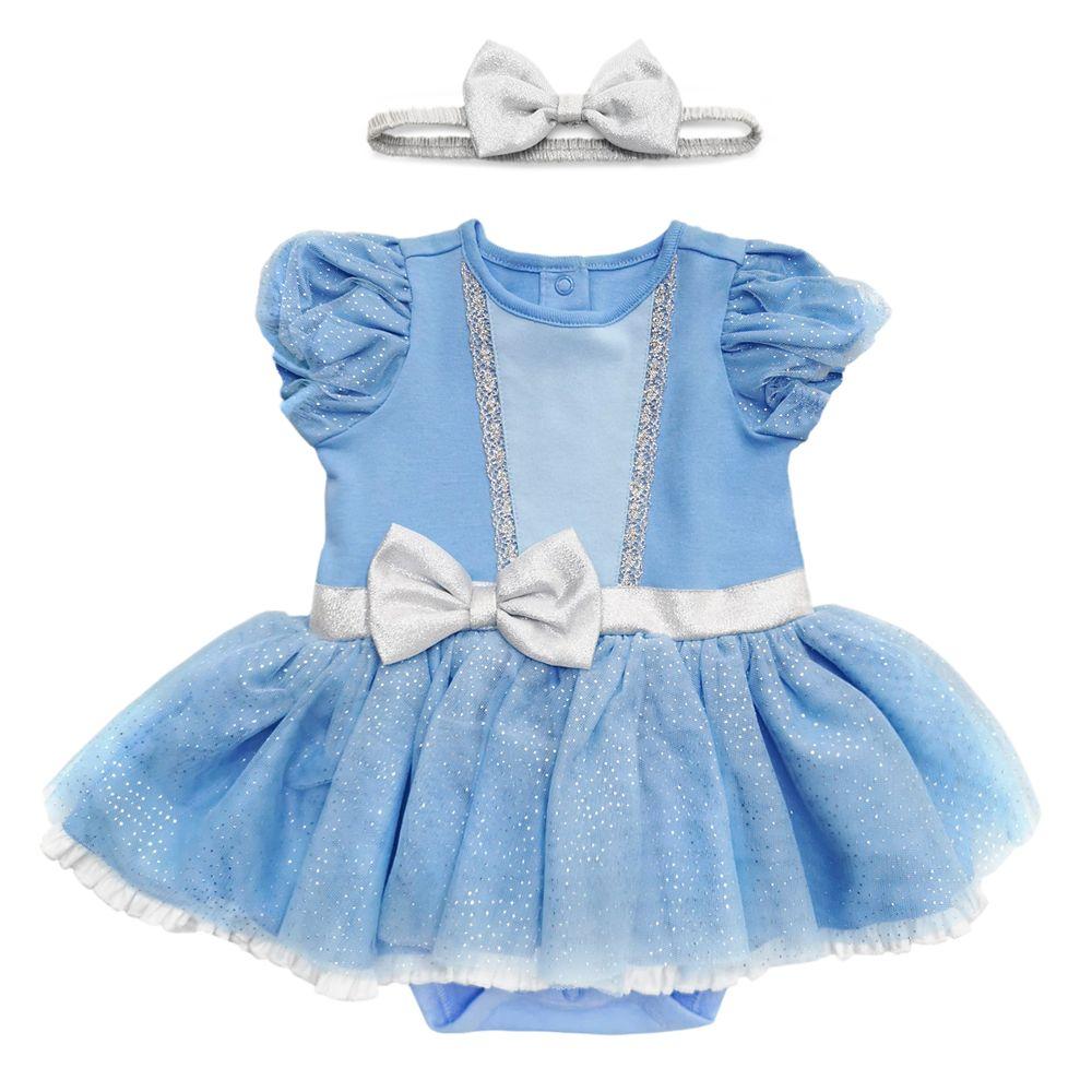 Cinderella Costume Bodysuit for Baby