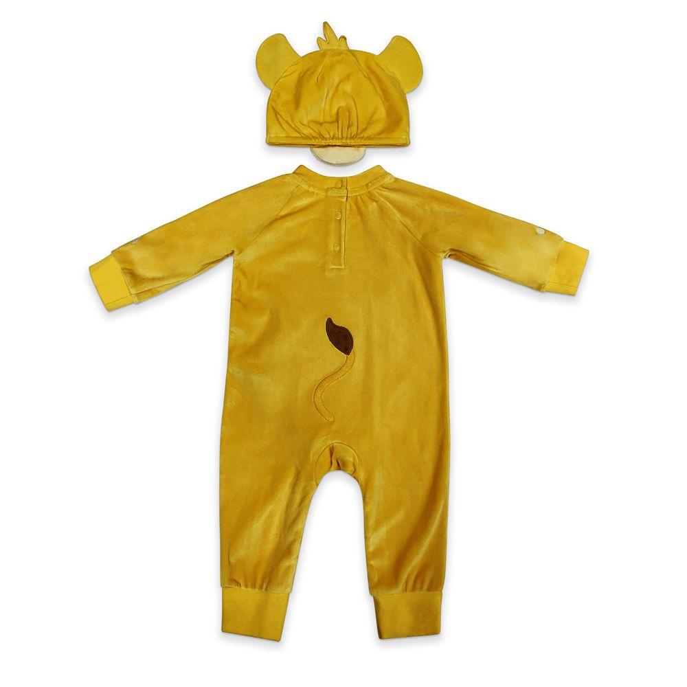 Simba Costume Romper for Baby