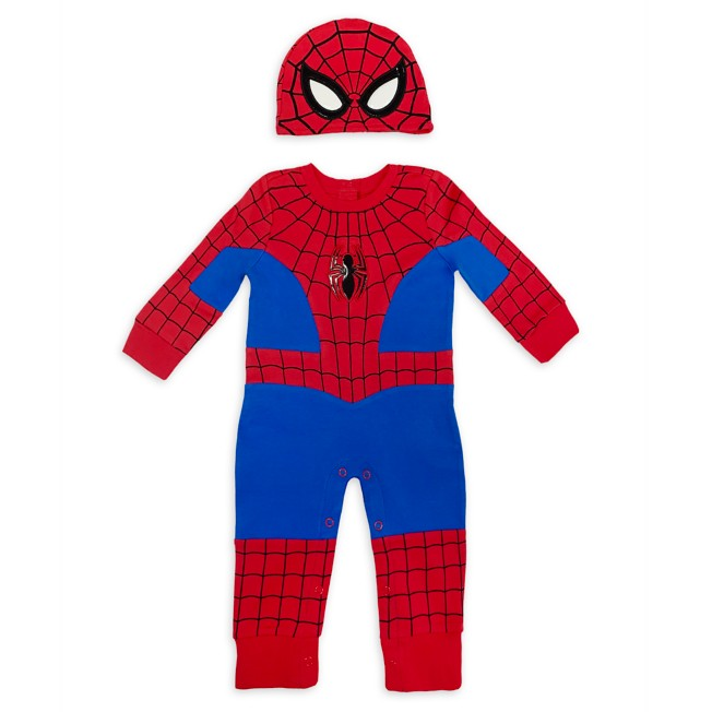 Spider-Man Costume Romper for Baby