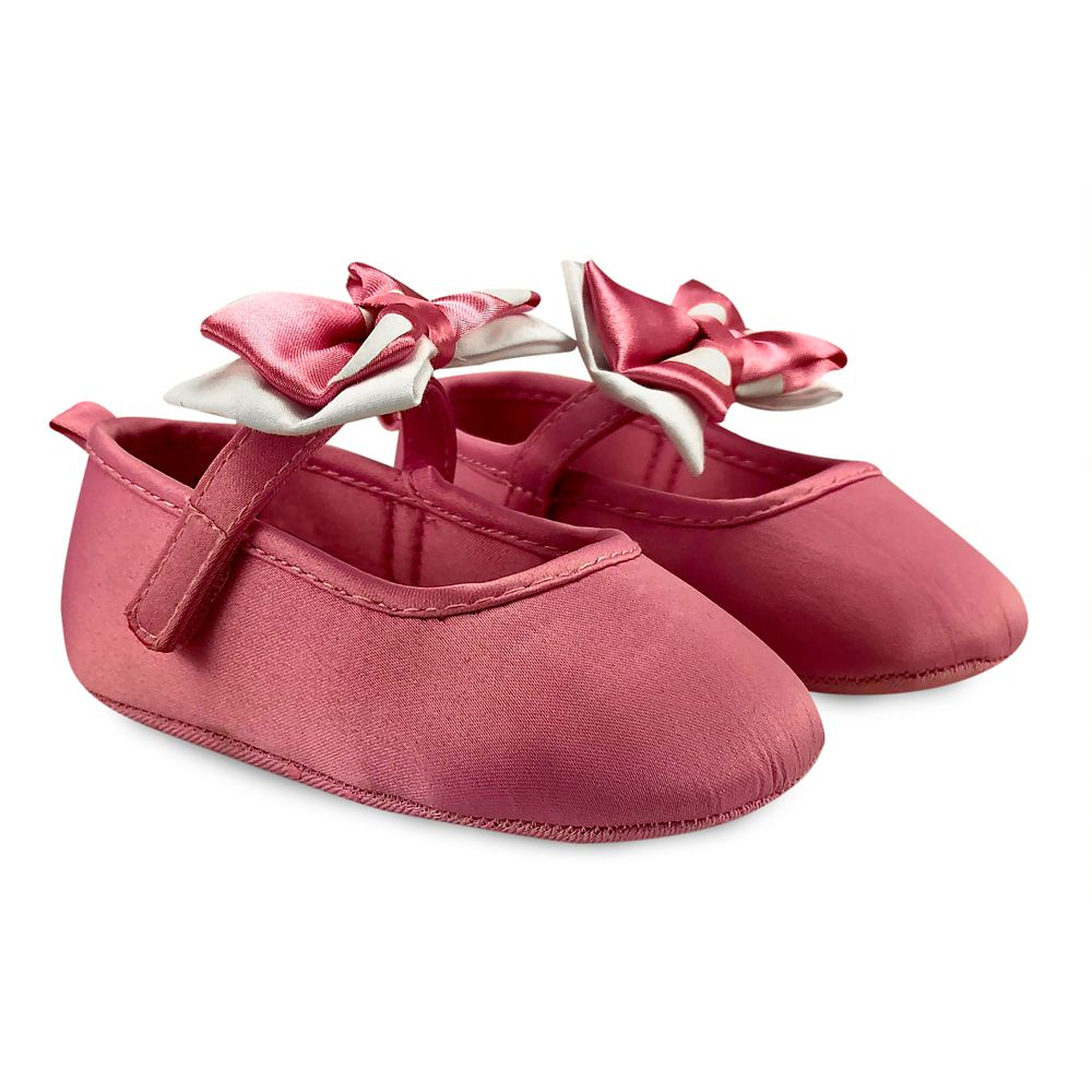Minnie Mouse Costume Shoes for Baby – Pink
