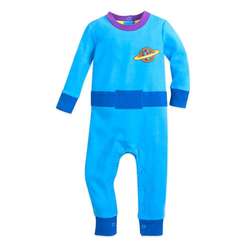 Toy Story Alien Costume Romper for Baby