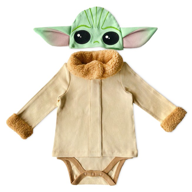 The Child Costume Bodysuit for Baby – Star Wars: The Mandalorian