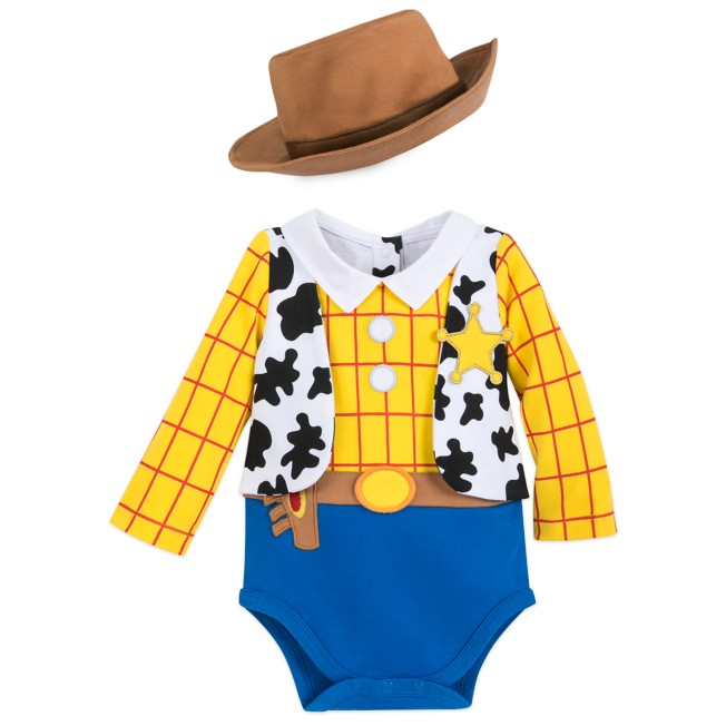 Woody Costume Bodysuit for Baby – Toy Story