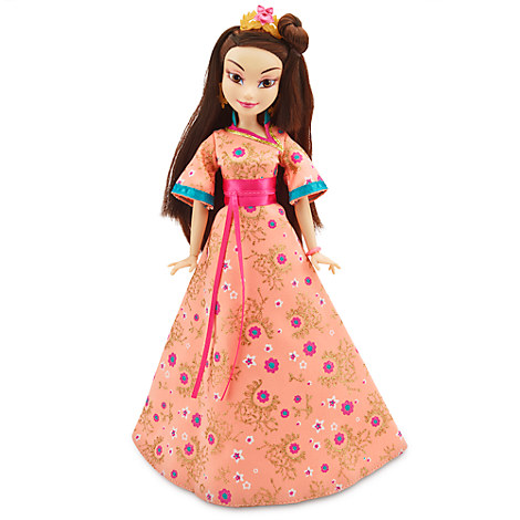 Lonnie Coronation Doll - Descendants - 11''