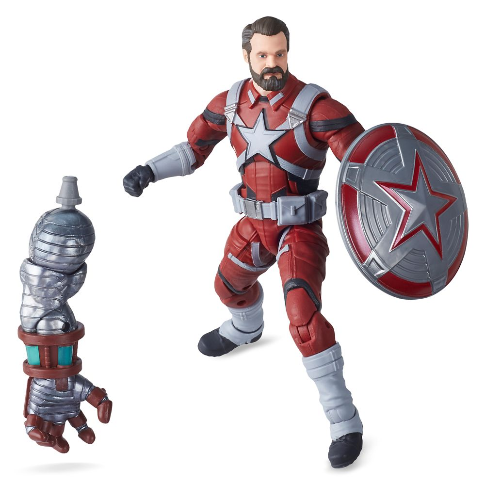 Red Guardian Action Figure – Marvel Black Widow Legends Series