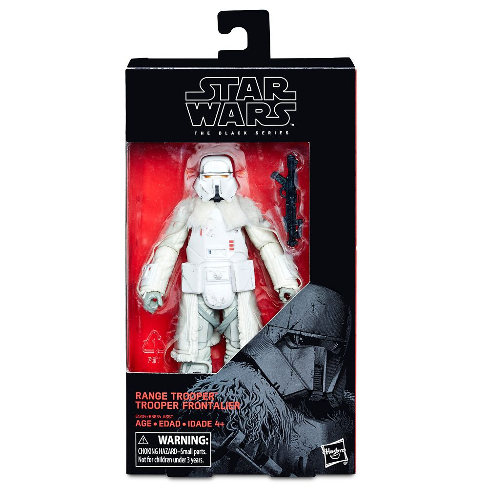 Range Trooper Action Figure – Solo: A Star Wars Story – The Black Series