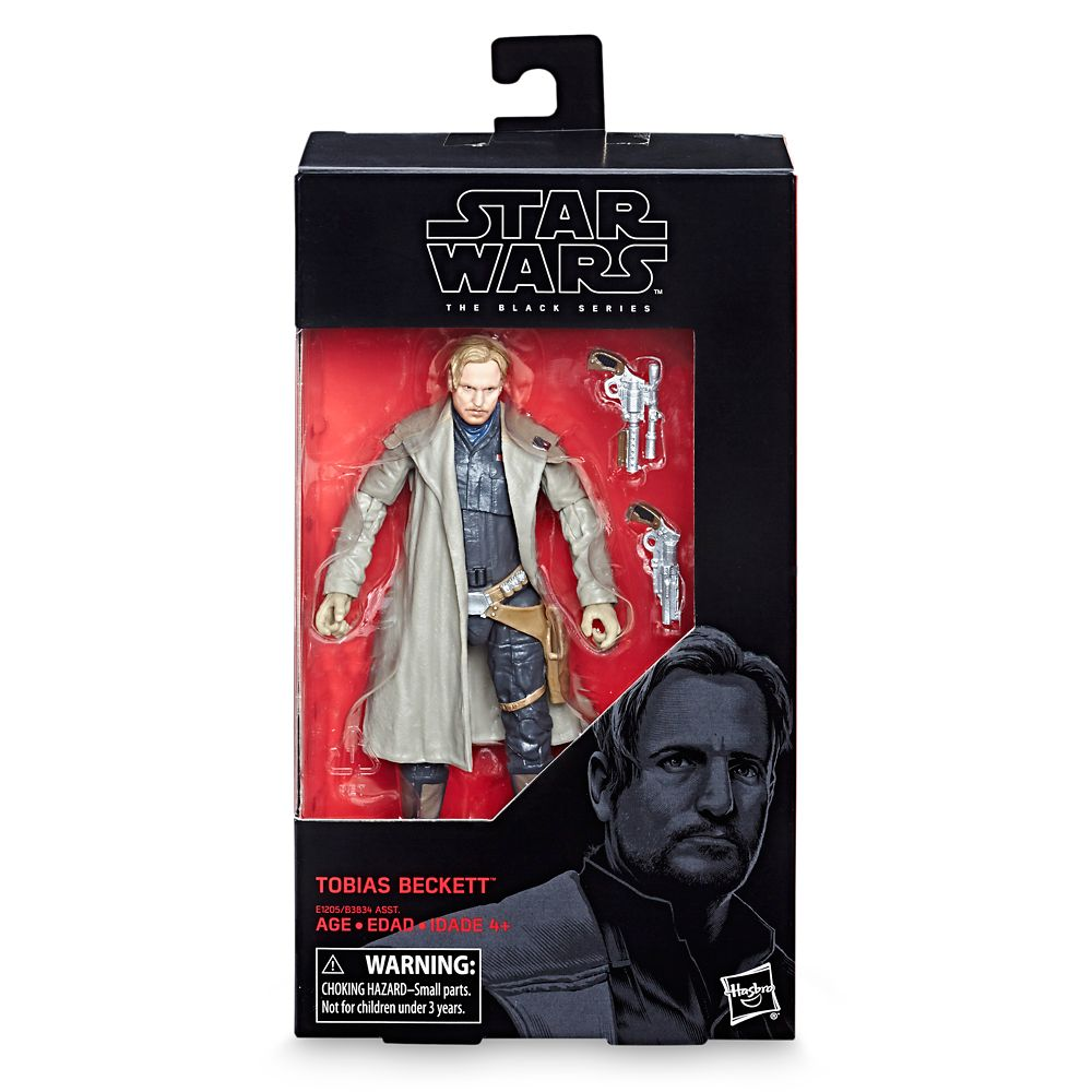 Tobias Beckett Action Figure – Solo: A Star Wars Story – The Black Series