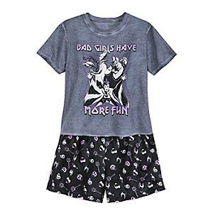 Image of Disney Villains Pajamas for Women