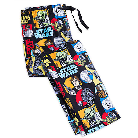 Star Wars Lounge Pants for Men