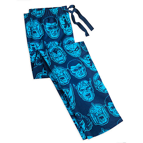 Marvel Comics Lounge Pants for Men