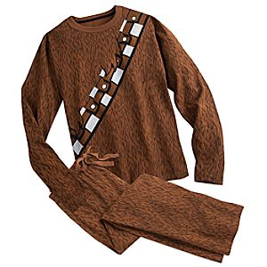 Chewbacca Costume Sleep Set for Adults