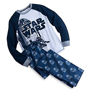 R2-D2 Sleep Set for Men - Star Wars