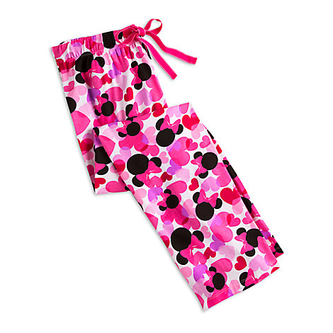 Minnie Mouse Icon Lounge Pants for Women