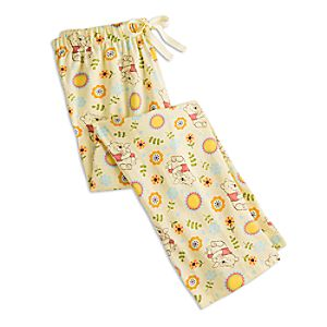 Winnie the Pooh and Piglet Lounge Pants for Women