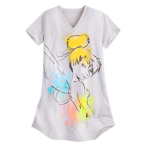 Tinker Bell Nightshirt for Women