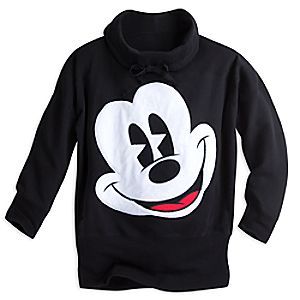 Mickey Mouse Loungewear Fleece Pullover for Women