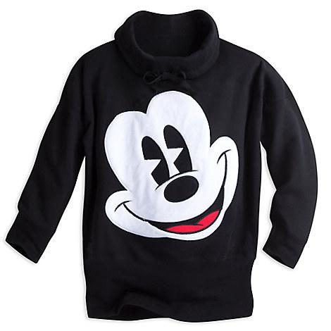 Mickey Mouse Loungewear Fleece Pullover for Women