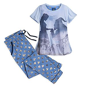 Beauty and the Beast Pajama Set for Women – Live Action Film