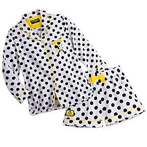 Minnie Mouse Signature Pajama Set for Women