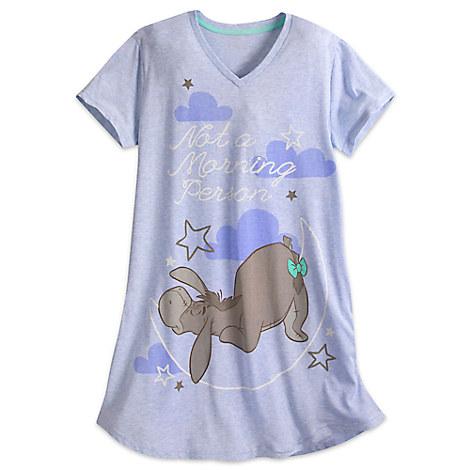 Eeyore Nightshirt for Women
