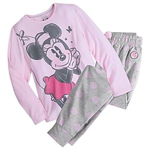 Minnie Mouse PJ Set for Women 4901056062200M
