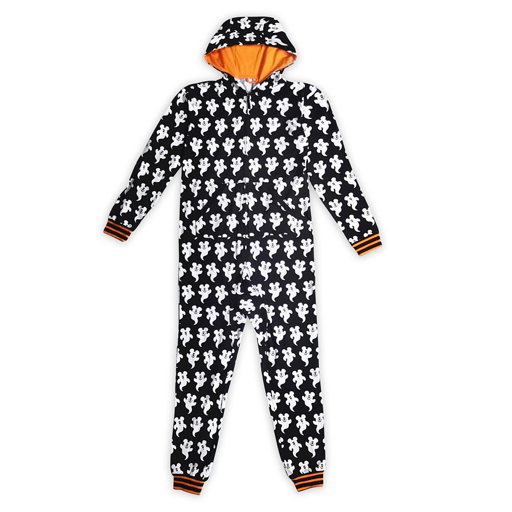 Mickey Mouse Halloween Bodysuit Pajama for Adults
