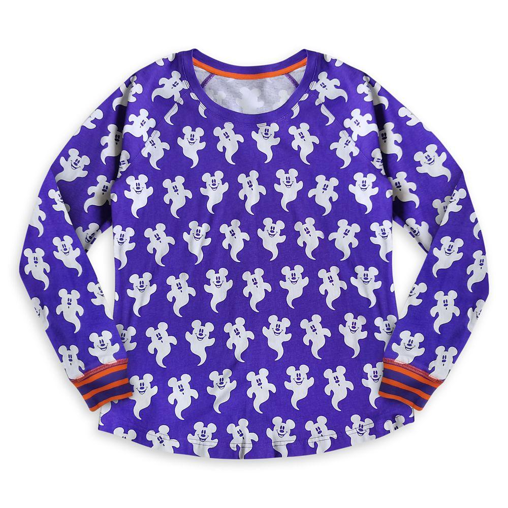 Mickey Mouse Halloween Pajama Set for Women