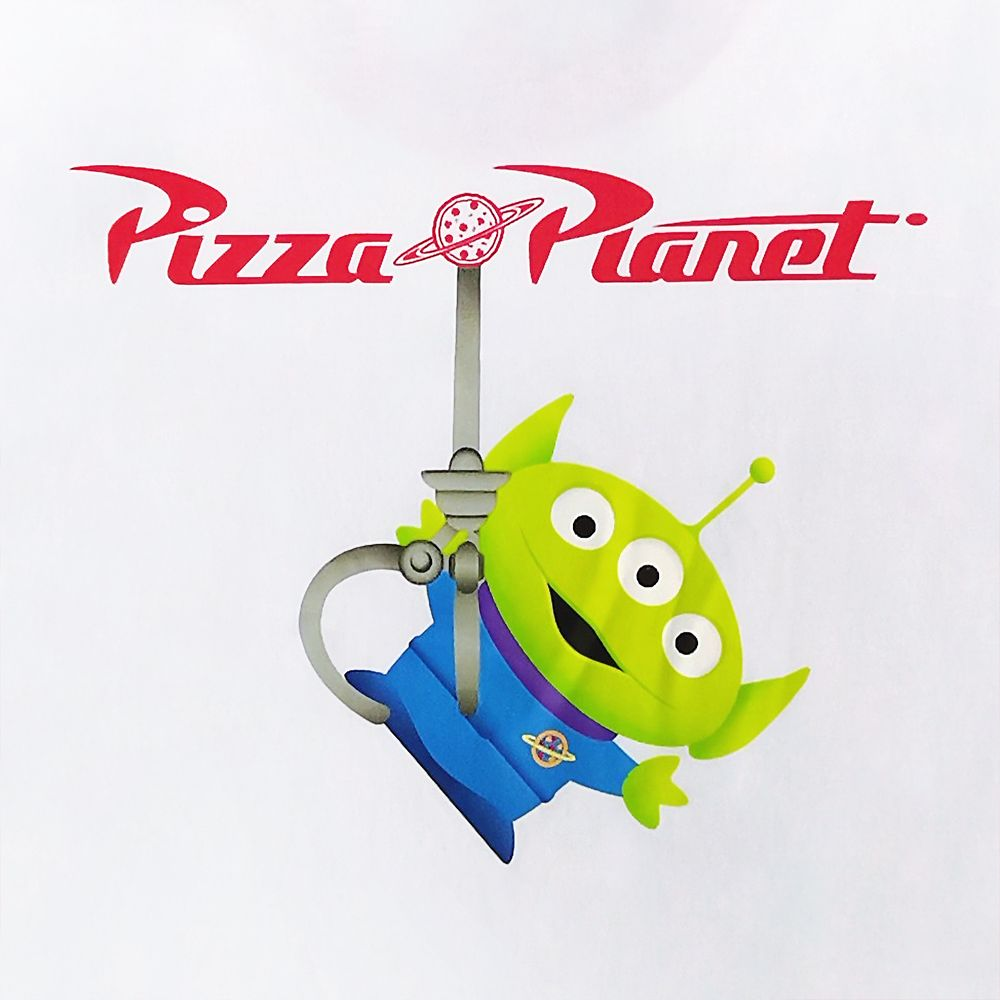 Pizza Planet Alien Pajamas for Men – Toy Story