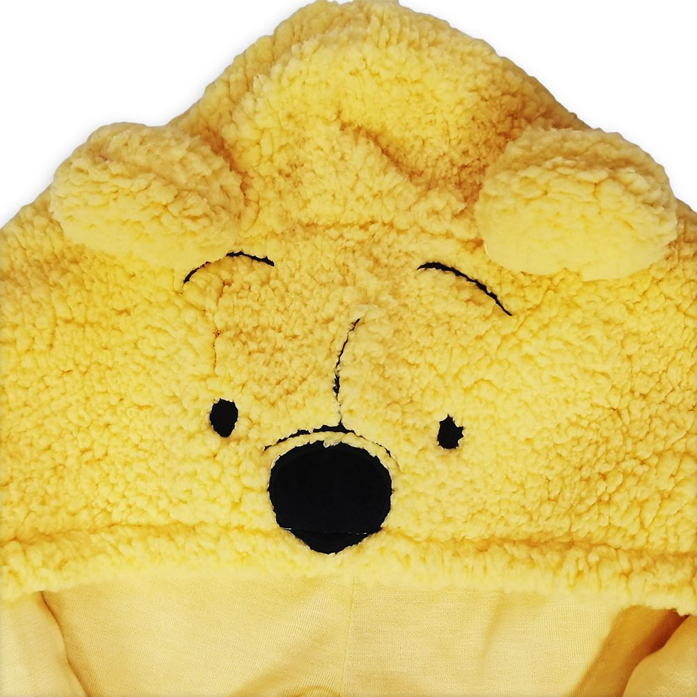 Winnie the Pooh Sherpa Robe for Women