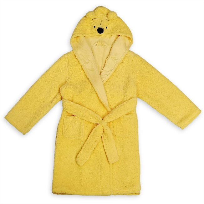 Winnie the Pooh Sherpa Robe for Women