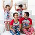 Mickey Mouse Americana Pajama Set for Men