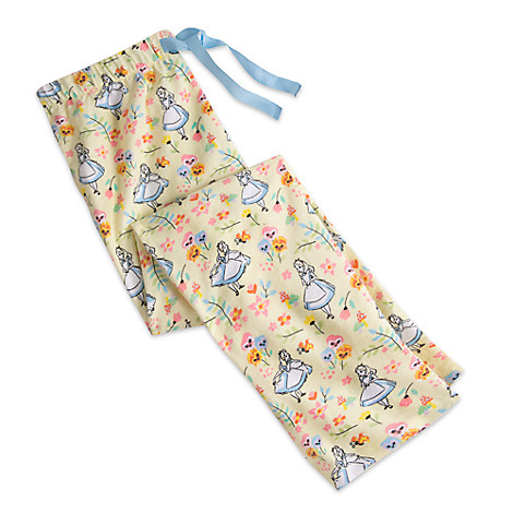 Alice in Wonderland Lounge Pants for Women