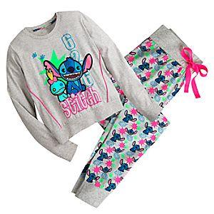 Stitch MXYZ PJ Set for Women