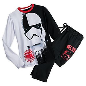 First Order Stormtrooper Pajama Set for Men - Star Wars: The Last Jedi