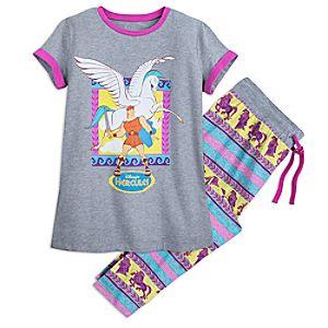 Image of Hercules and Pegasus Pajama Set for Women - Oh My Disney