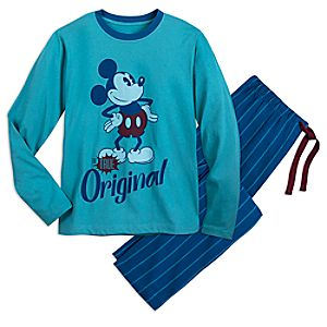 Image of Mickey Mouse ''The True Original'' Pajamas for Men