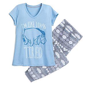 Image of Eeyore Pajamas for Women