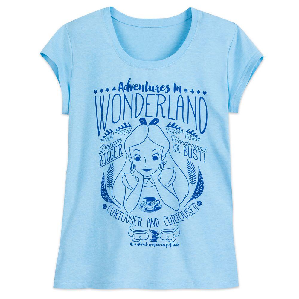 Alice in Wonderland Sleep Set for Women