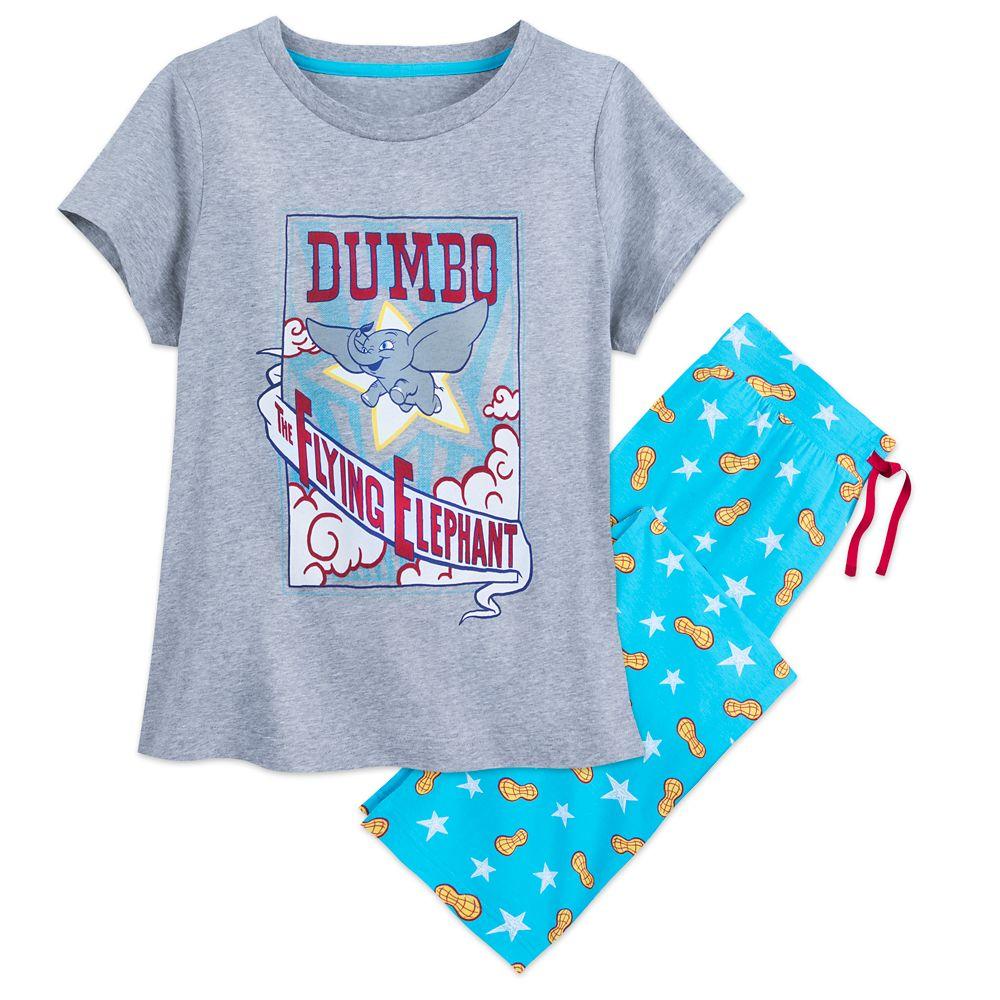 Dumbo Pajama Set for Women – Live Action Film