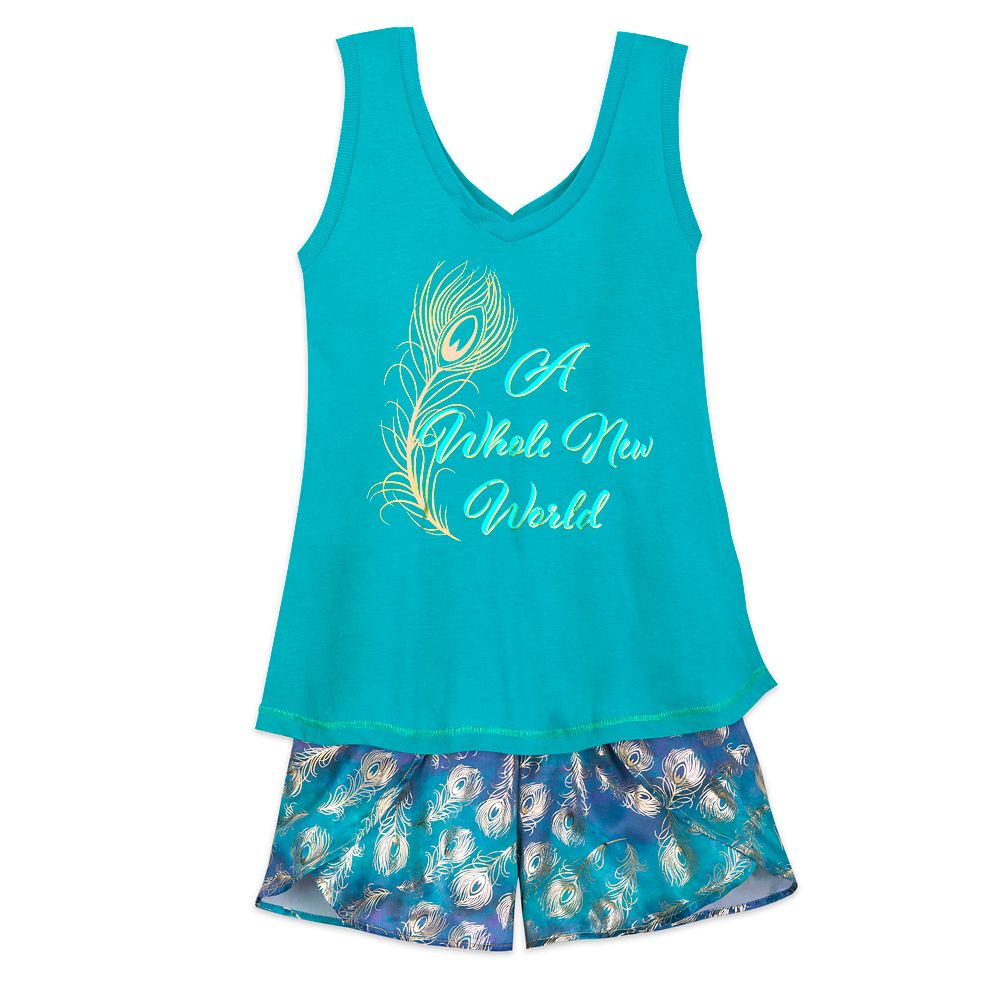 Aladdin Pajama Set for Women Official shopDisney