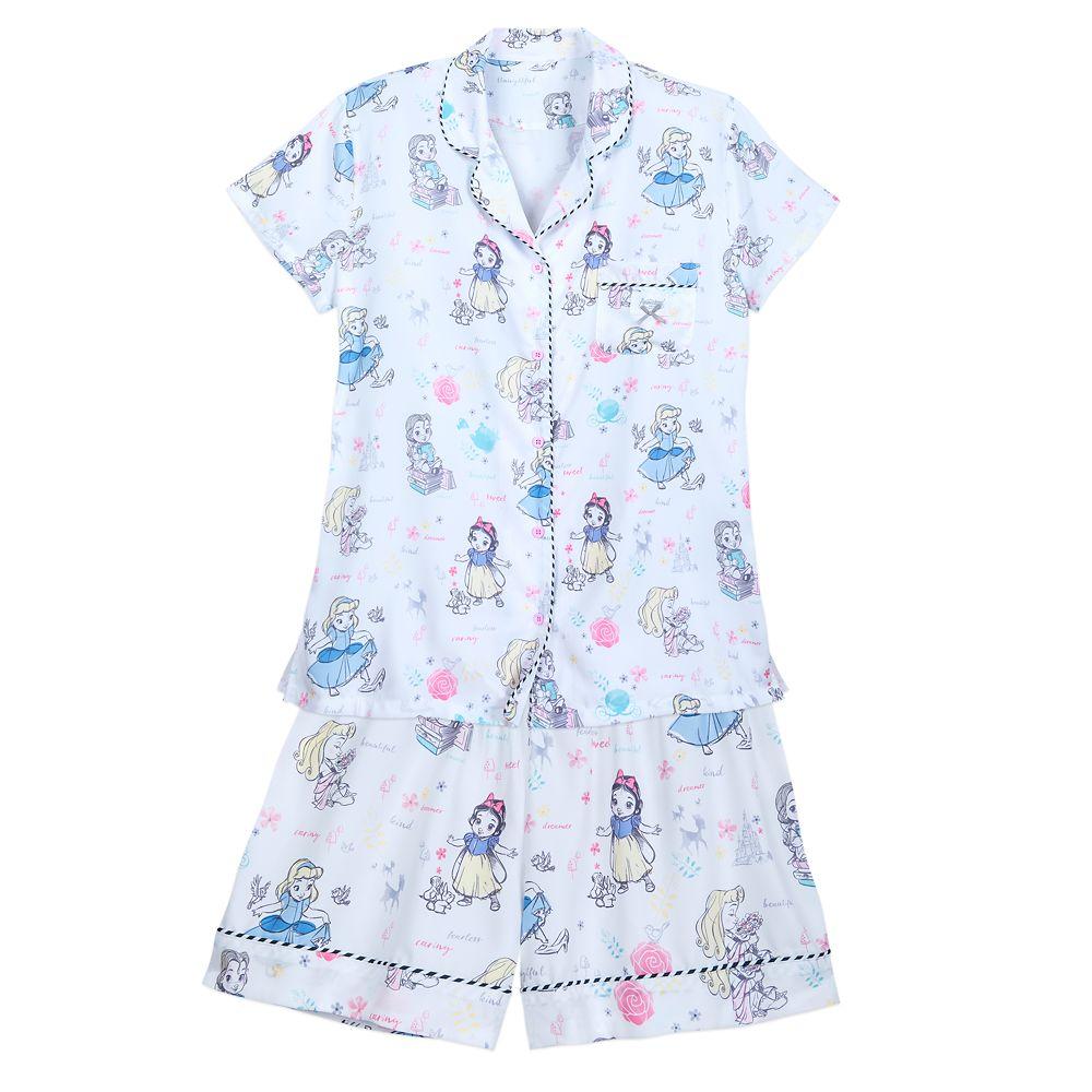 Disney Animators' Collection Pajama Set for Women