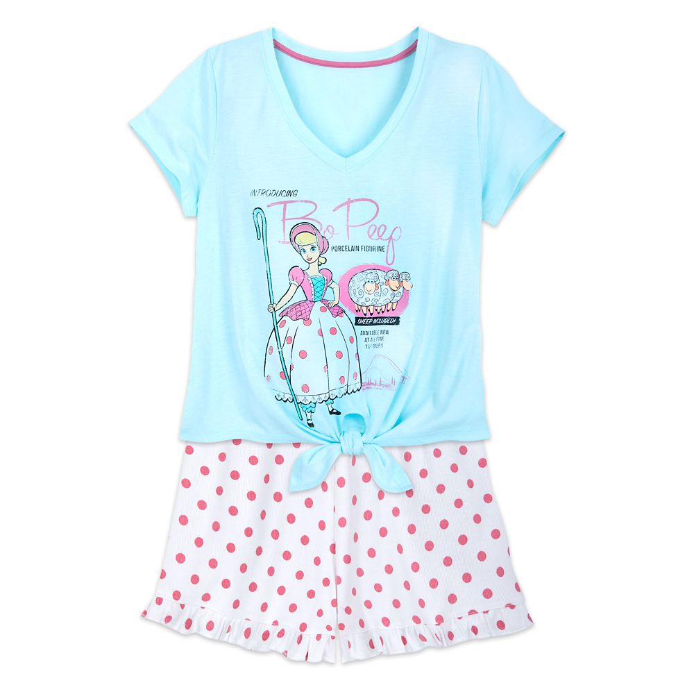 Bo Peep Pajama Set for Women – Toy Story 4